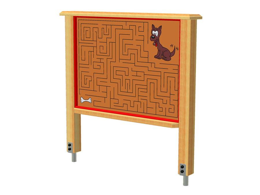Hrací panely - zábavná stěna