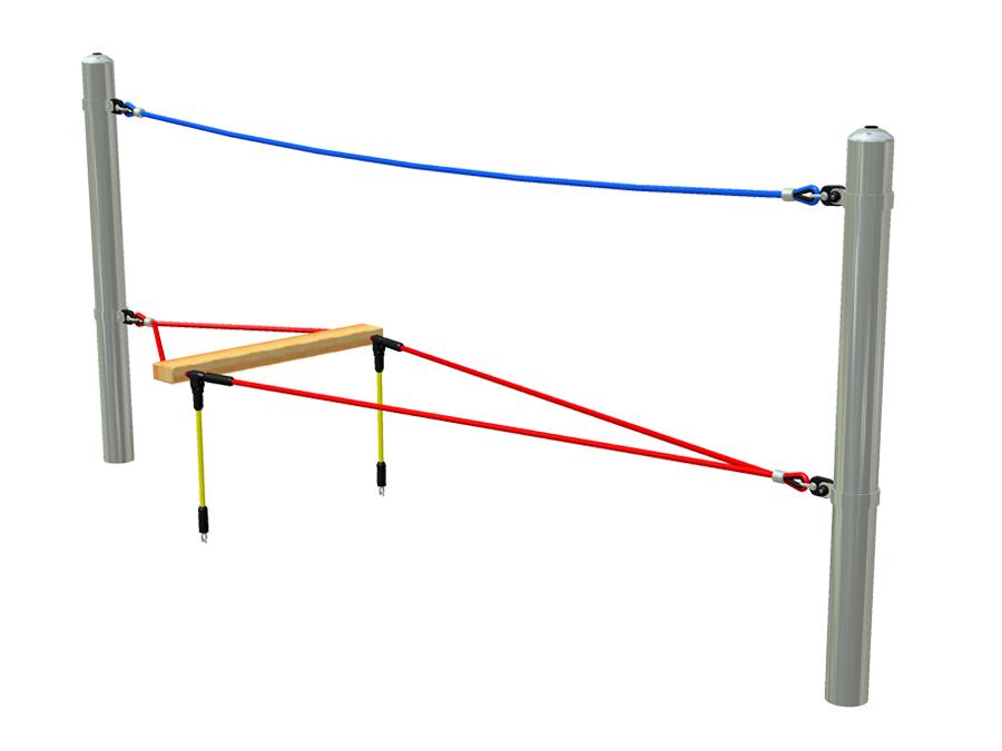 Provazové lano