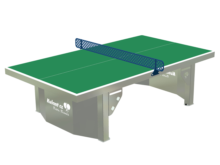 Pingpongový stůl - EXTERIÉR