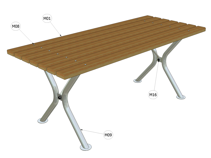 Stůl Lota