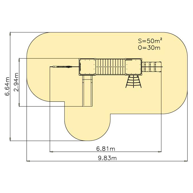 Piccolo 49-01 Loď
